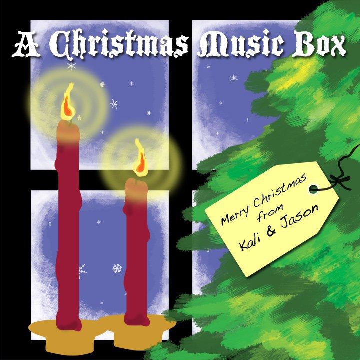 music collection a christmas music box - Disney Christmas Music