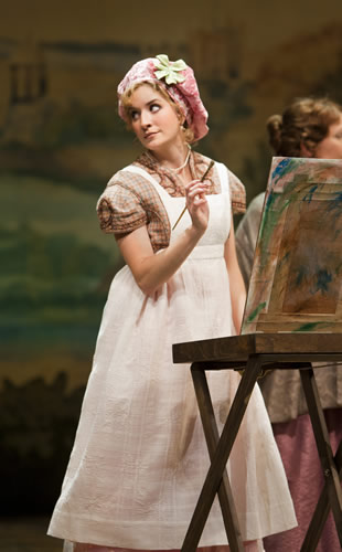 Anneliese Van der Pol as Emma Woodhouse