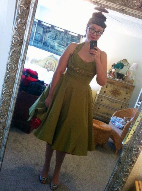 0b73dd6bc3e01 ... with Malco Modes petticoat. Trashy Diva Lena Dress