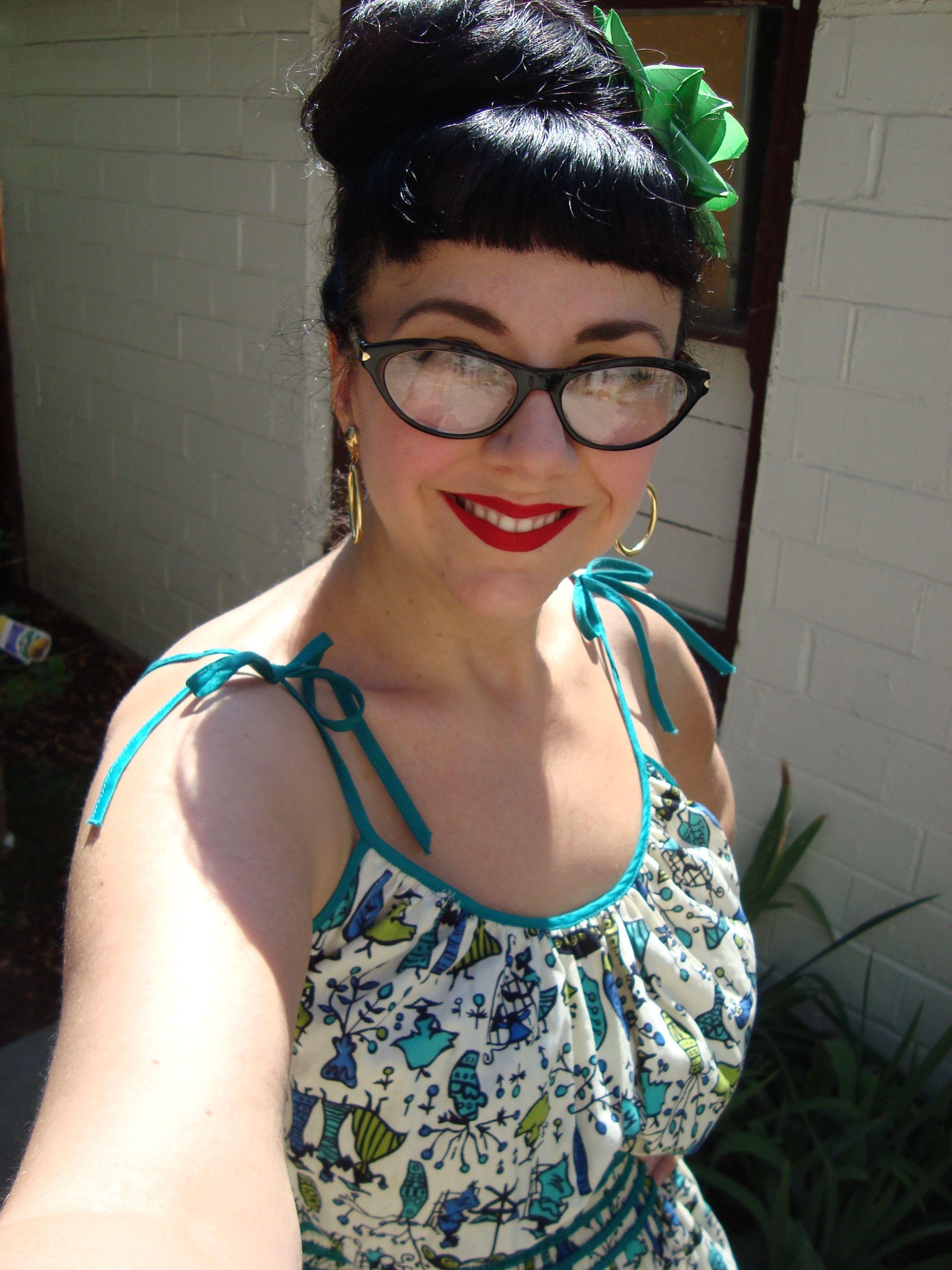 Fiesta dress!