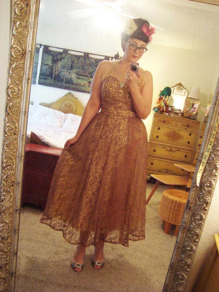 Don Miguel Lace Dress