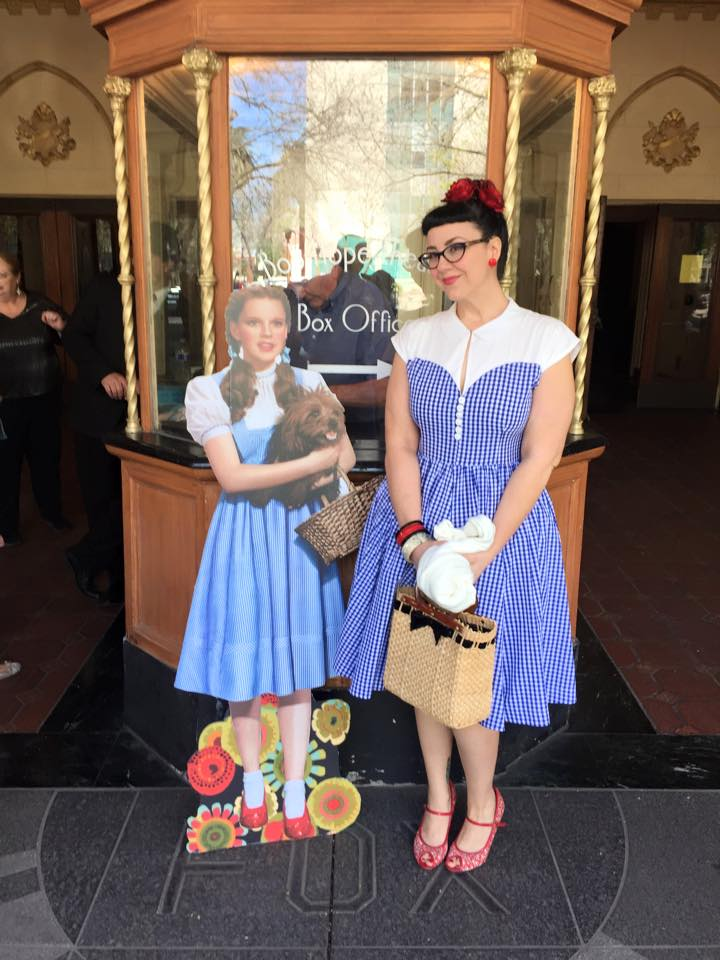 Trashy Diva Hopscotch dress in gingham