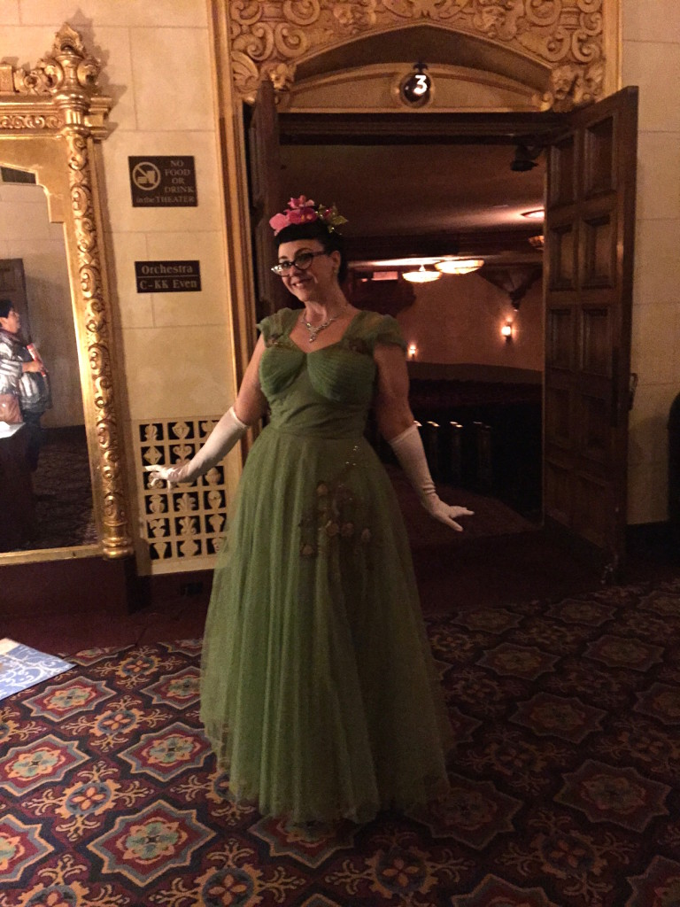 Vintage Emma Domb at Fox Theater